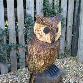 Stylized Owl